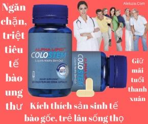 Alpha Lipid Colostem